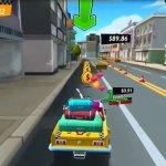 Скриншот Crazy Taxi: City Rush – Изображение 4