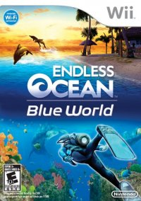 Обложка Endless Ocean: Blue World