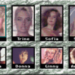 Скриншот Cover Girl Strip Poker – Изображение 3