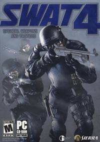 Обложка SWAT 4