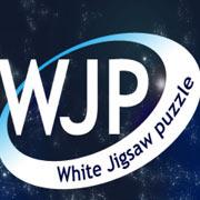 WhiteJigsawPuzzle