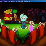 Скриншот Pajama Sam 3: You Are What You Eat from Your Head to Your Feet – Изображение 3