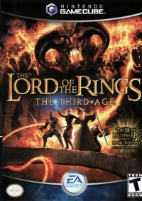 Обложка The Lord of the Rings: The Third Age