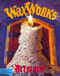 Обложка WaxWorks