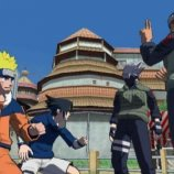 Скриншот Naruto: Clash of Ninja European Version