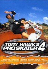 Обложка Tony Hawk's Pro Skater 3