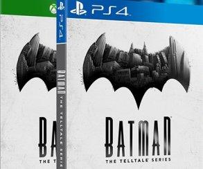 Стала известна дата выхода Batman от Telltale