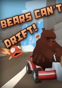 Обложка Bears Can't Drift