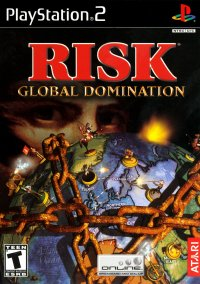 Обложка RISK: Global Domination