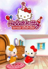 Обложка Hello Kitty Birthday Adventures
