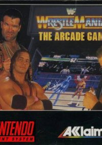 WWF WrestleMania: The Arcade Game – фото обложки игры