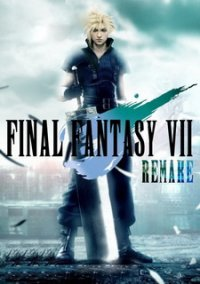 Обложка Final Fantasy VII Remake