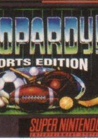 Jeopardy!: Sports Edition – фото обложки игры