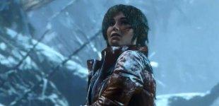 Rise of the Tomb Raider. Геймплейный трейлер с E3 2015