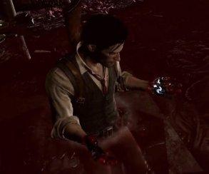 Герой The Evil Within стоит по пояс в крови в новом трейлере
