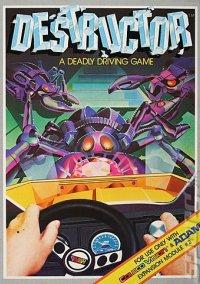 Destructor – фото обложки игры
