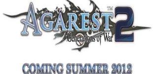 Record of Agarest War 2. Видео #1