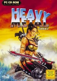 Обложка Heavy Metal: F.A.K.K.2