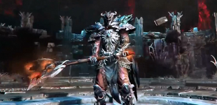 Lords of the Fallen: Ancient Labyrinth. Трейлер дополнения