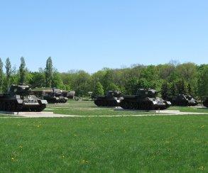Разработчики World of Tanks проедут автопробегом по Курской дуге