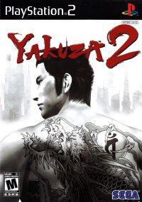 Обложка Yakuza 2