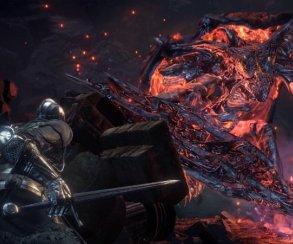 Первого босса издополнения кDark Souls 3 слили вИнтернет