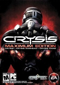 Обложка Crysis: Maximum Edition