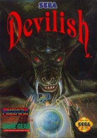 Обложка Devilish