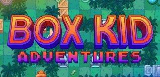 Box Kid Adventures. Дебютный трейлер