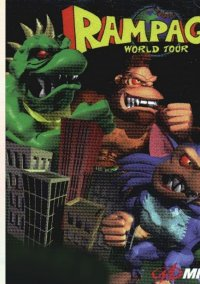 Обложка Rampage World Tour