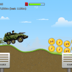 Скриншот Up Hill Racing: Hill Climb – Изображение 4