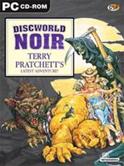 Обложка Discworld Noir