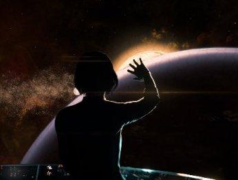 Потрясающий космос Mass Effect: Andromeda