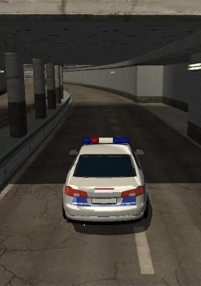 Traffic Police Car Driving 3D