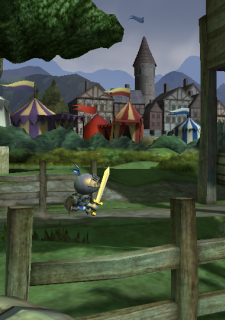 Wind-up Knight 2
