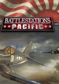 Обложка Battlestations: Pacific