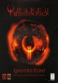Quake 2 Mission pack 2: Ground Zero