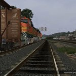 Скриншот Microsoft Train Simulator 2 (2009) – Изображение 25