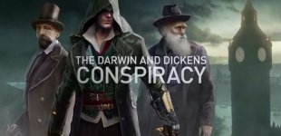 Assassin's Creed: Syndicate. Трейлер DLC Darwin and Dickens Conspiracy