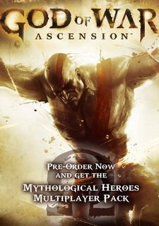 God of War: Ascension - Mythological Heroes Multiplayer Pack