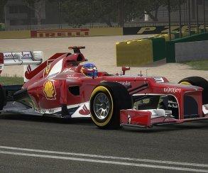 Издатели F1 2013 анонсировали дату запуска на Xbox 360, PS 3 и PC