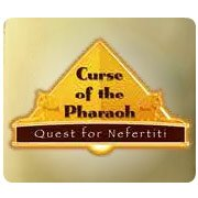 Обложка Curse of the Pharaoh: The Quest for Nefertiti