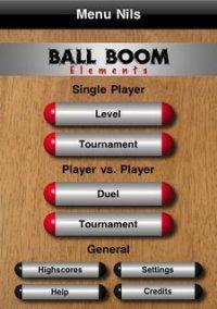 Обложка Ball Boom - Elements