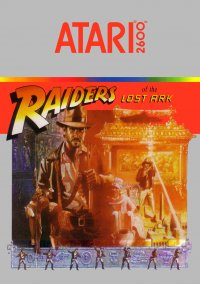 Обложка Raiders of the Lost Ark