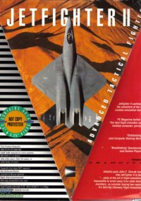 JetFighter 2: Advanced Tactical Fighter – фото обложки игры