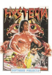 Обложка Hysteria
