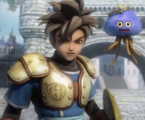 Официально: PC-версия Dragon Quest Heroes выйдет 3 декабря