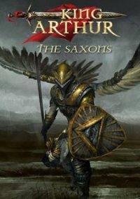Обложка King Arthur: The Saxons