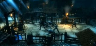 Blackguards. Видео #3