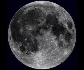 Такое редко увидишь: завораживающее полное вращение Луны отNASA